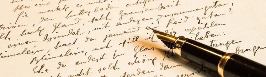 Kreatives Schreiben – Was ist das?