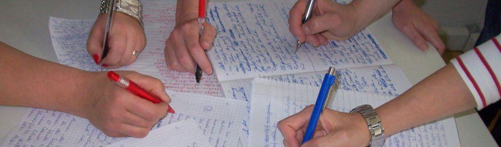 Kurzgeschichte / Roman schreiben lernen