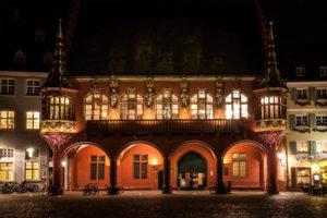 Historisches Kaufhaus - Münsterplatz