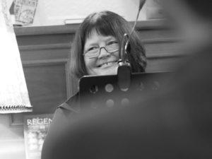 Ulrike liest
