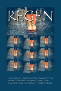 Cover der Anthologie mit Regengeschichten