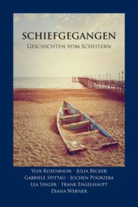Cover ds Buchs Schiefgegangen - Geschichten vom Scheitern