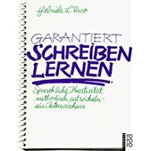 Buchcover von Garantiert schreiben lernen von Gabriele Rico