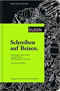 Cover des Buches von Ortheil: Schreiben auf Reisen