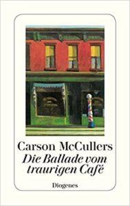 Buchcover von Die Ballade vom traurigen Café