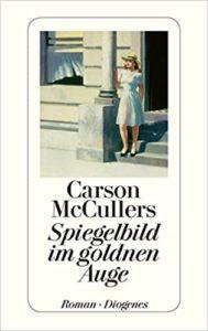 Buchcover von Spiegelbild im goldnen Auge