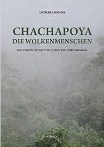Buch Cover Chachapoya