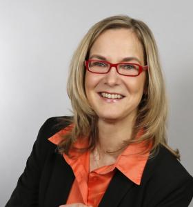 Portrait von Hilde Stapf, Coach