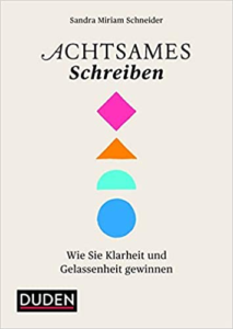 Cover des Buchs Achtsames Schreiben