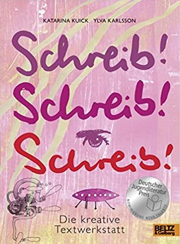 Cover des Buches Schreib-Schreib-Schreib